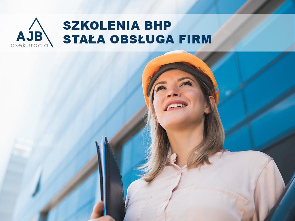 stała obsługa firm szkolenia BHP